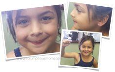 Such A Brave Little Girl! An Ear Piercing Adventure.