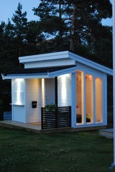 AnDa design: Funkis Lekstugan färdigbyggd