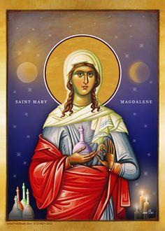 HolyBrush.com - St Mary Magdalene, $34.95 (http://www.holybrush.com/st-mary-magdalene/)