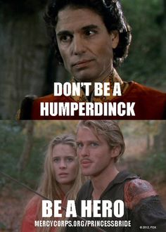 The Princess Bride - love this movie! It's so quotable :). (I know this isn't an actual quote from the movie, but it made me laugh :D) Movies Showing, Movies And Tv Shows, Great Movies, Awesome Movies, Awesome Stuff, Film, Movie Quotes, I Laughed, Movie Tv