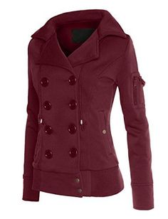 Product review for RubyK Womens Plus Size Classic Pea Coat Jacket with Hood.  - This classic double breasted pea coat jacket with hood is a must have for the fall season. It will keep you cozy and comfortable during those chilly days. Keep it casual with dark denim pants and knee high boots. Sizing Info  RBKWJC863P X-Large- Bust: 37in Shoulder: 17in Sleeve: 25.5in Length:...