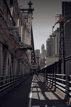Queensboro bridge, New York ....kur <3