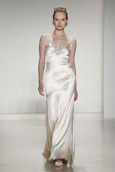 Anne Barge Fall 2015 Wedding Collection