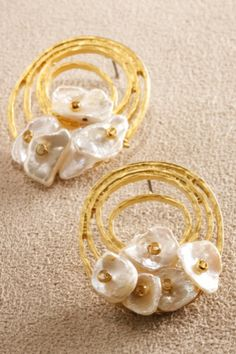 Prudence Post Earring - Earrings, Jewelry | Soft Surroundings