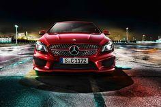 Mercedes CLA / Transportation / Uwe Duettmann