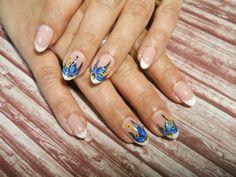 Katya-Nails Nageldesign Galerie - Klassische Gelnägel Vorlagen