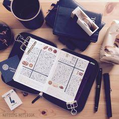 本当に気に入ってるジッパーカバーなのにバタフライストッパーのカバーが急に恋しくなったのは、やっぱりそちらをほぼ日手帳のスタンダードとしてずっと使ってきたから。。? #ほぼ日手帳#ほぼ日#手帳#ほぼ日手帳オリジナル#artsandscience #日めくりカレンダー#ケメックス#chemex #コーヒー#ハサミポーセリン#coffee#うちカフェ#能率手帳#万年筆#lamy#waterman#モノトーン#monotone#techo#レーズンサンド#black#notebook#diary