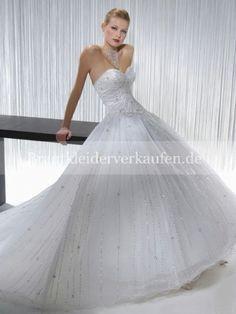 hochzeitskleid Prinzessin Stil Ballkleid  HochzeitsKleider ...