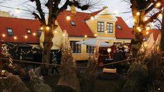 Julemarked på Badstuevælen, Dragør