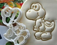 Cortador de galletas de Minnie Mouse / de por Smiltroy en Etsy