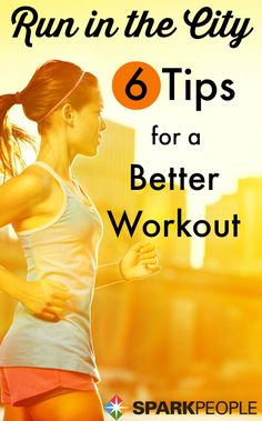 Live in the city and trying to get a better workout outdoors? Use these tips as…