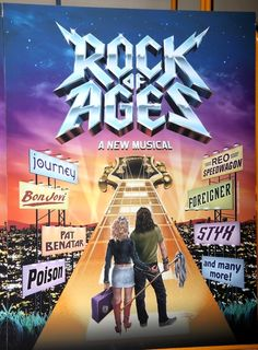 Broadway Shows: Rock of Ages