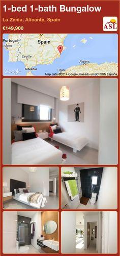 1-bed 1-bath Bungalow in La Zenia, Alicante, Spain ►€149,900 #PropertyForSaleInSpain