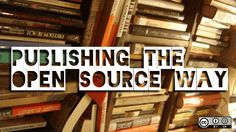 How to Create an eBook The Open Source Way