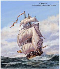 Fragata española