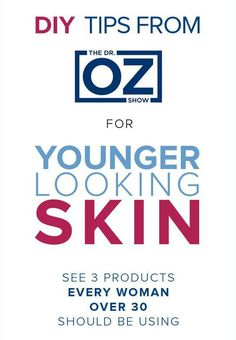 I have tried to  Skin Care Secrets by Dr Oz and  they got an amazing  results.You should try them . #Skin care routine