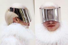 A McQueen visor