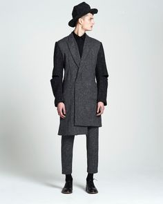 WE ARE READY MADE : ALAN TAYLOR OWNS TWEED AW13