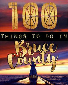 1000 images about bruce county on pinterest. Black Bedroom Furniture Sets. Home Design Ideas