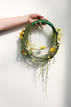 Round Bridal Bouquet by Seitti, via Flickr