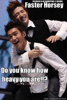 Cutie Henry hehe Henry Lau Siwon
