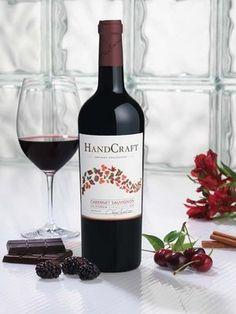 HandCraft Cabernet Sauvignon- best cabernet sauvignon on a budget.