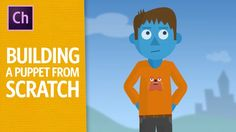 Building A Puppet From Scratch (Adobe Character Animator Tutorial) on Vimeo
