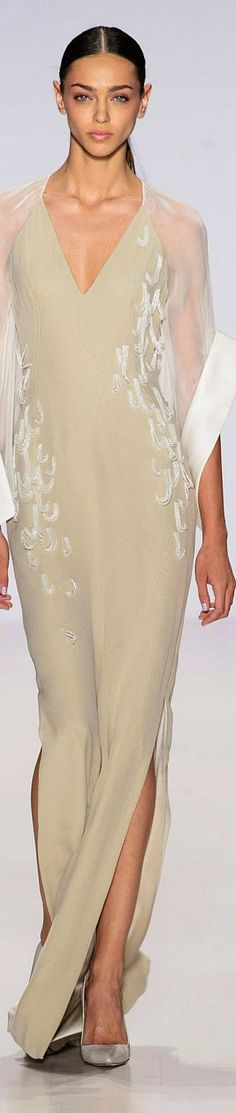 Pamella Roland Collection Spring 2015 | The House of Beccaria~