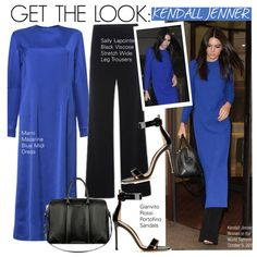 Get The Look-Kendall Jenner by kusja on Polyvore featuring Marni, Sally Lapointe, Gianvito Rossi, Givenchy, GetTheLook, celebstyle and kendalljenner