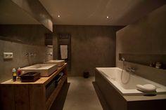 Badkamer en slaapkamer Schoonhoven Nederland - Texture Painting - Alle Mortex toepassingen en schilderwerken van een hoogwaardige kwaliteit