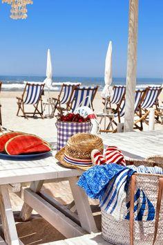 The Quebramar Beach Club, Costa Nova, Aveiro, Portugal! No place like Home! Visit Portugal, Portugal Travel, Spain And Portugal, Summer Beach, Summer Fun, Summer Time, Algarve, Beach Club, Portuguese Culture