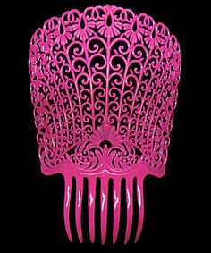 Peinetas, Flamenco Hair Combs,