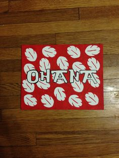Canvas 39 ohana means family family means nobody gets for Lilo and stitch arts and crafts
