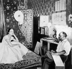 Henri Matisse | 27 Inspiring Portraits Of Famous Artists In Their Creative Zone