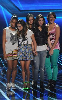 Fifth harmony // The x factor USA 2012