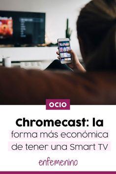 ¡Consigue tu #chromecast para sacar el máximo partido a tu #TV!