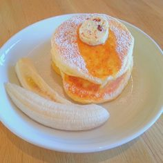 """The world of breakfast can be at home in 15 minutes! bills of pancake & """"that butter"""" recipes ♡ 