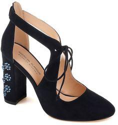 American Glamour by Badgley Mischka Abigail Women's High Heels