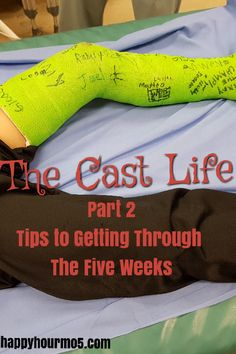 Tips to Surviving The Dreaded Cast Life Broken Arm Cast, Broken Wrist, Broken Foot, Cast Covers Leg, Broken Ankle Recovery, Ankle Cast, Kids Cast, Long Leg Cast, Baby Cast