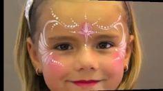 tuto maquillage pour enfant - YouTube