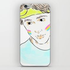 Hi! Go take a look at my #skam collection on society6! Hope you like my art :) #evak #pride #gay #lgbt #isakvaltersen #even bech #lgbtq #pansexual
