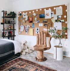 Cork board Wall, Kids Bedroom decor ideas for bedroom Bedroom Wall, Kids Bedroom, Bedroom Decor, Wall Decor, Cork Board Ideas For Bedroom, Cork Board Projects, Deco Cafe, Cork Wall, My New Room