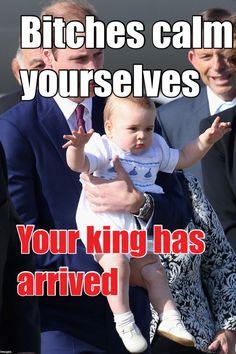 #Prince George Memes #dead!