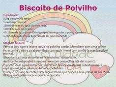 Reeducação Alimentar com Alimentação Saudável: Biscoito de Polvilho (Rosca de Vento)