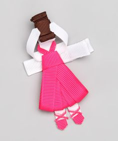 <p+style='margin-bottom:0px;'>Just+a+little+heads-up,+but+this+grosgrain+ribbon+hair+clip+is+just+about+the+prettiest+thing+ever.+It+features+a+non-pinching+fastener+and+plenty+of+attention+to+detail—it's+so+cute+it'll+make+a+girl's+hair+curl!<p+style='margin-bottom:0px;'><li+style='margin-bottom:0px;'>Grosgrain+ribbon<li+style='margin-bottom:0px;'>Imported<br+/>