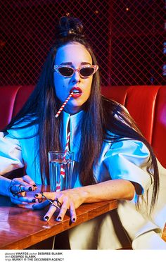 Enchanting lyrics, booming beats and tectonic synths, Allie X pairs striking visuals with a new breed of experimental power pop. We meet the Canadian singer before her London gig at Oslo to play some table tennis.