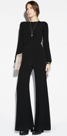 Who's the chicest lady on the boat?  Reformation's CAIRO JUMPER  http://thereformation.com/CAIRO-JUMPER-BLACK.html