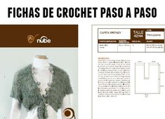 44 Fichas con patrones de crochet