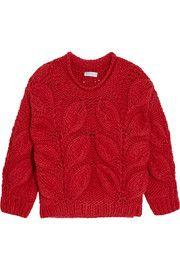 Brunello CucinelliChunky-knit cashmere sweater