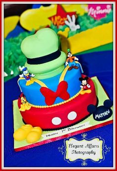 Mickey Mouse Clubhouse Birthday Party Ideas | Photo 26 of 29